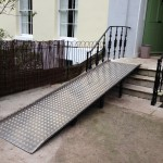 Bespoke Temporary Access Ramp